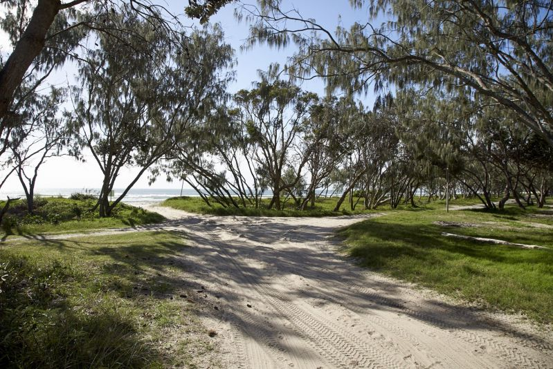 Minjerribah Camping - Camping on North Stradbroke Island